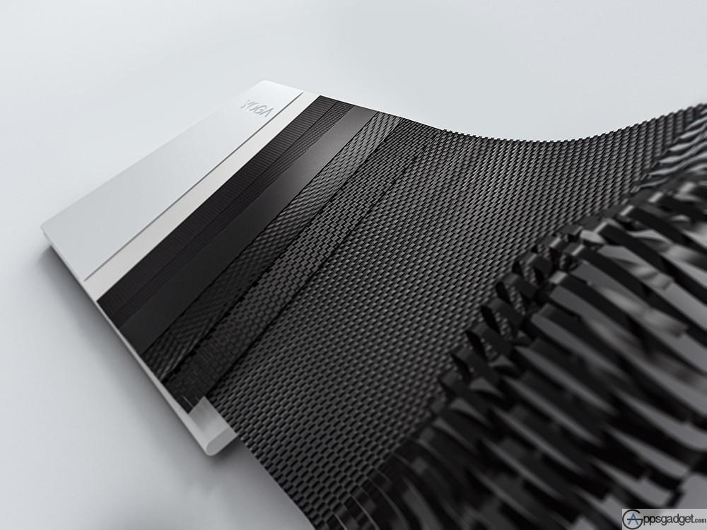Lenovo Yoga Slim 7i Carbon Laptop Launched
