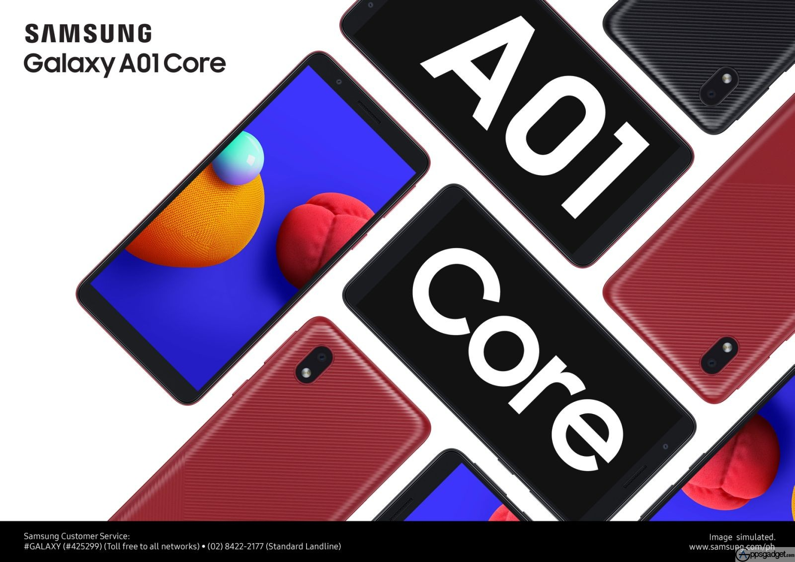 SAMSUNG Most Affordable Smartphone Galaxy A01 Core for only PHP 3,990 Launched