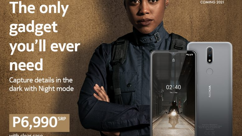 HMD Global Key Visual Nokia 2.4