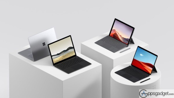 Microsoft Surface Laptop 3 for Business and Surface Pro 7 for Business Launched in PH Price and Availabilty