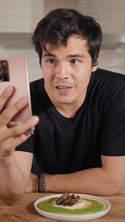 WATCH: Bianca Gonzalez and Erwan Heussaff share how the Samsung Galaxy Note20 allows them to take control of their lives