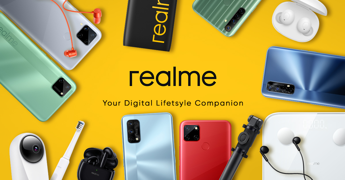 realme Starts Strong in 2021 with Multiple Awards Won Worldwide