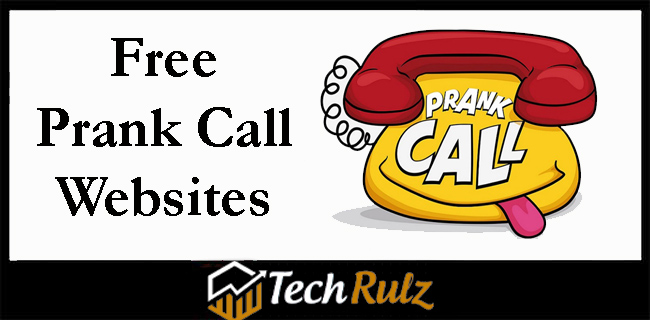 Free Prank Call Websites
