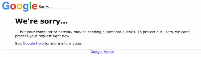 what are automated queries