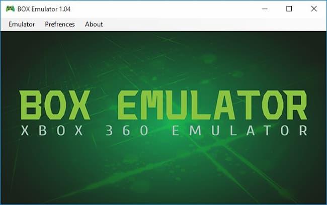 xbox 360 emulators for windows pc in 2021