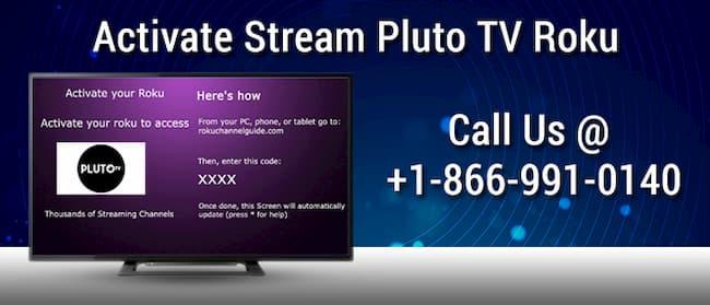 pluto.tv activate