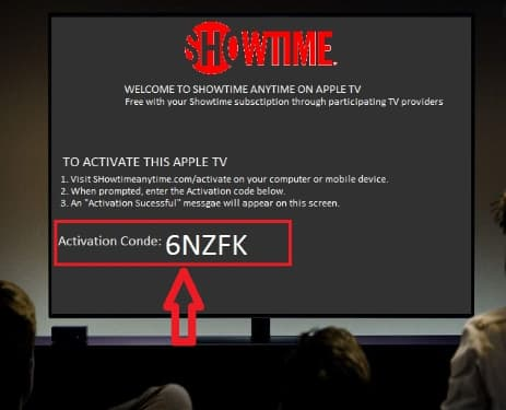 showtime anytime.com activate