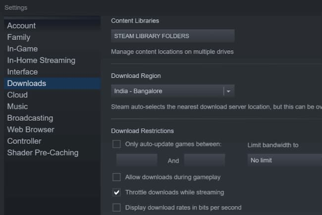 steam not recognizing installed game issue
