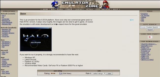 xbox 360 emulators for windows pc and laptop