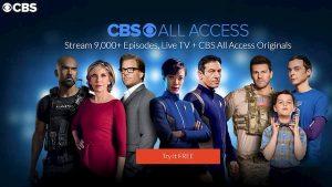 Cancel CBS All Access