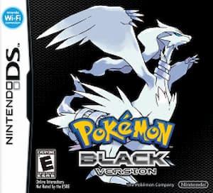 Pokemon Black Box Artwork