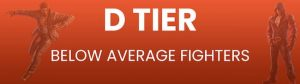 Tekken-7-Tier-List-D-Tier