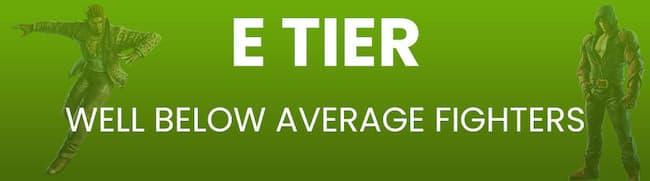 Tekken-7-Tier-List-E-Tier
