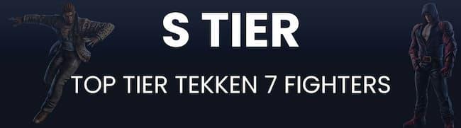 tier list tekken 7