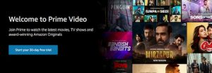 how to get free amazon prime video accounts
