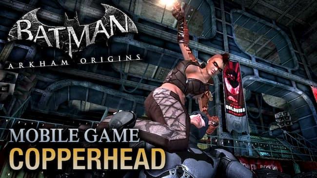 arkham origins mobilegame