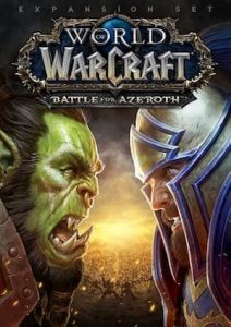 battle for azeroth wow expansions list