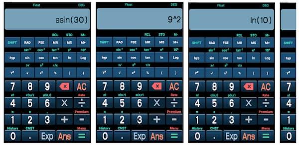 scientific calculator app for windows