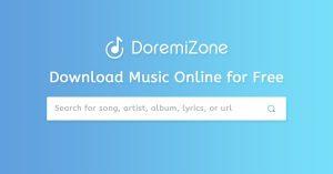 doremizone mp3 downloader apps