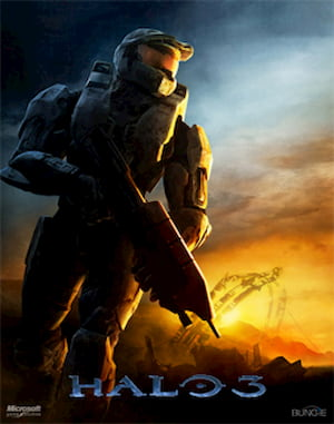 halo series in order