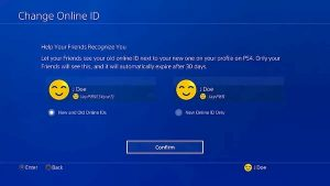 how to change psn name on ps consoles