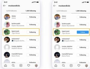 how to unfollow on instagram without notifying
