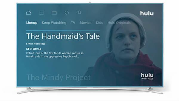 hulu samsung smart tv apps