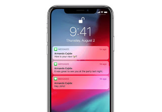 Notification not working in iOS 14