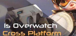 is overwatch cross-platform