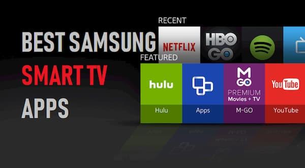 list of samsung smart tv apps