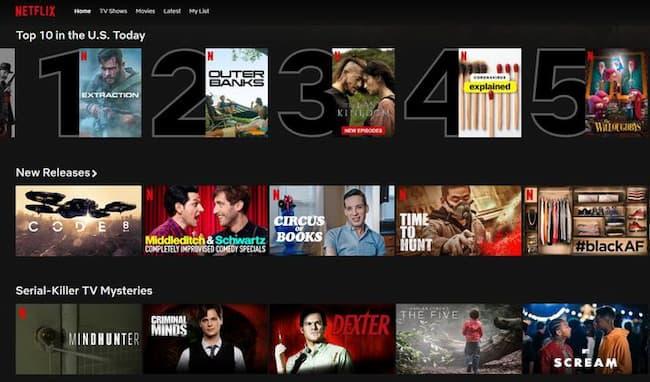 cable tv alternative websites