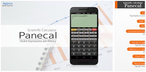 scientific calculator app