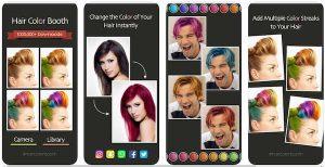 top hairstyle app ios