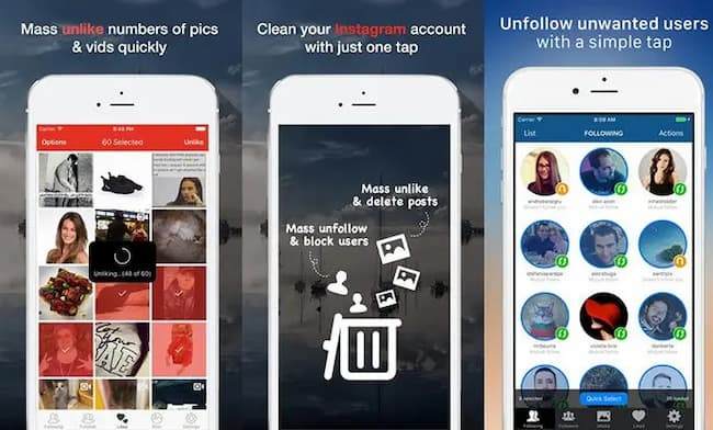 How To Delete Instagram Photos In Mass