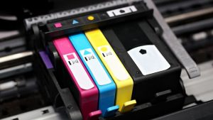 fix hp printer that prints blank pages