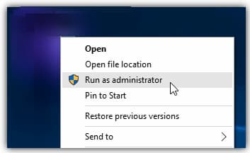 run cod as administrator