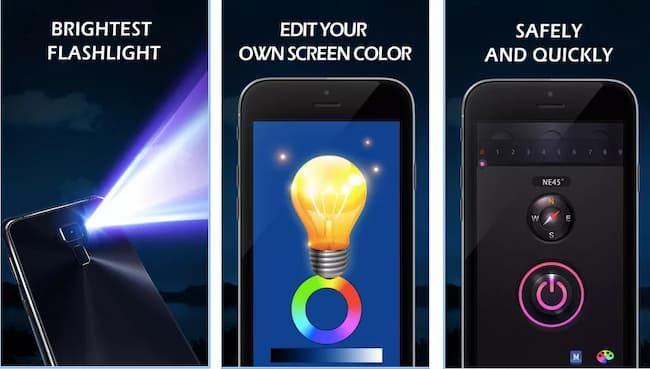 flashlight apps for android