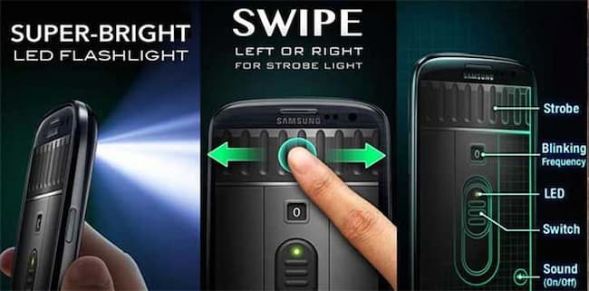 best flashlight apps for free