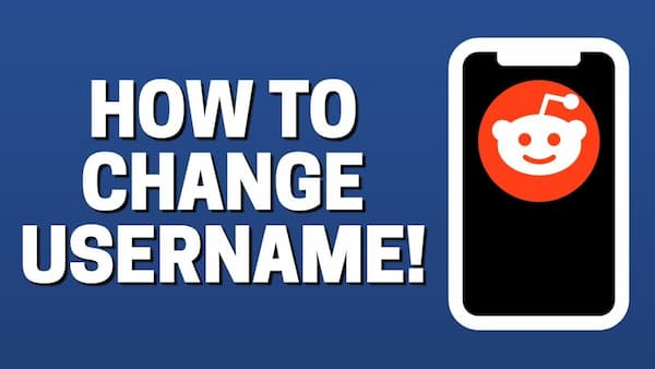 Change Reddit Username