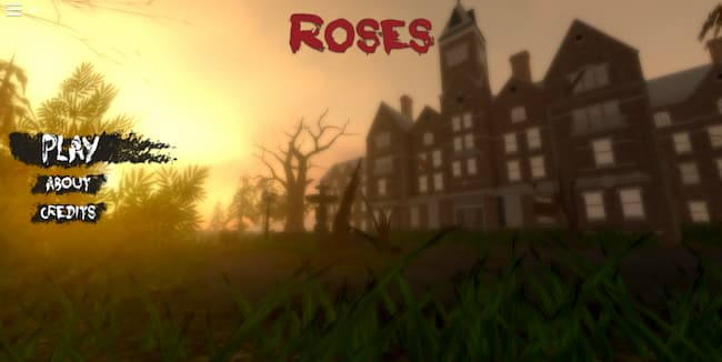 roblox scary games