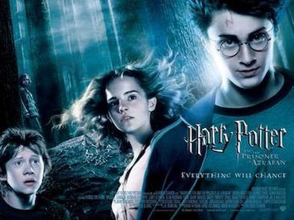 what are the harry potter movies in order