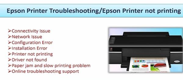 Troubleshooting Epson printer