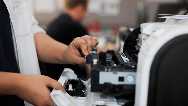 epson printer won t print black
