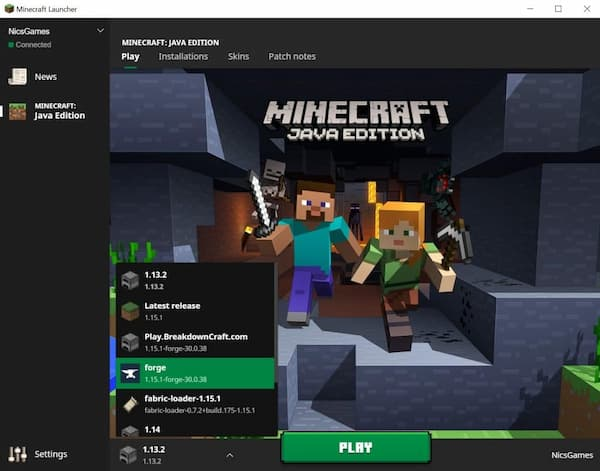 how to install optifine with forge 1.8.9
