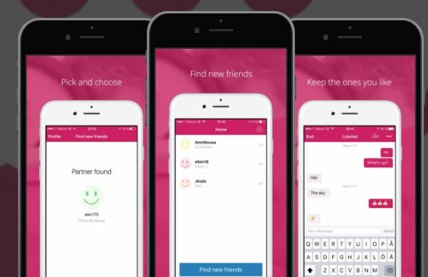 stranger chat app download