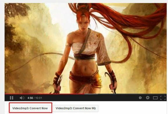 easy youtube to mp3 converter chrome