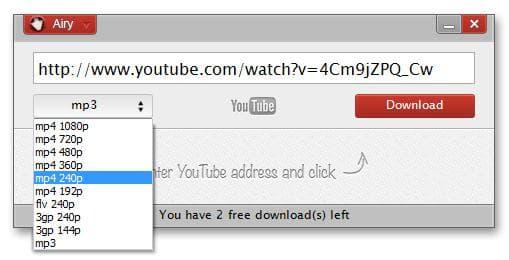 online youtube video mp3 converter google chrome