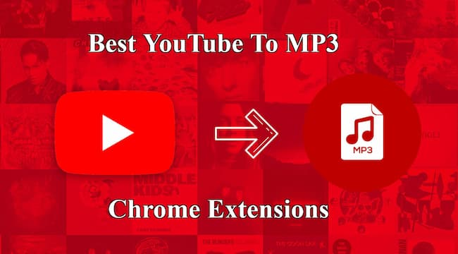 youtube to mp3 chrome extension