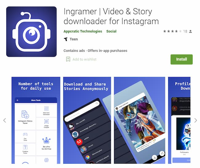instagram reels video download online