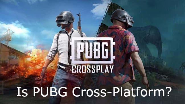 is pubg cross-platform
